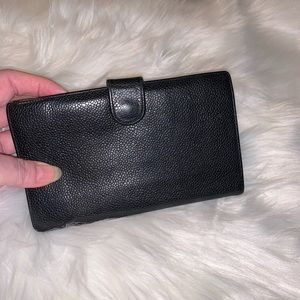 CHANEL Bags - Chanel Leather Wallet